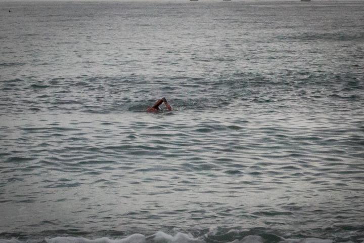 Garmin Fenix2 Openwater Swimming