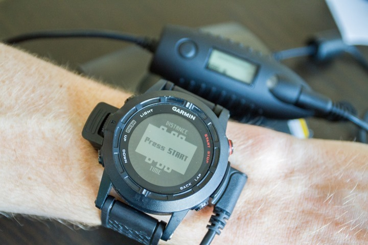Garmin Fenix2 Solar Battery
