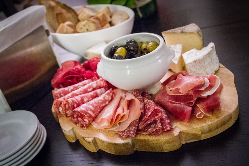 fancy cheese platter other