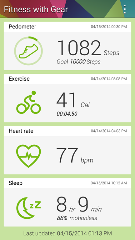 how to get samsung gear fit app on iphone