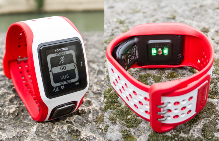 TomTom Cardio Runner & Multisport with Optical Heart Rate In