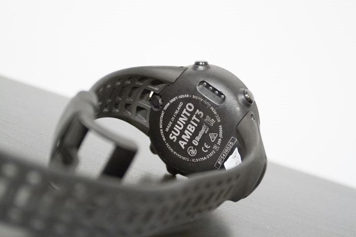 Suunto Ambit3 Multisport GPS Watch In-Depth Review | DC