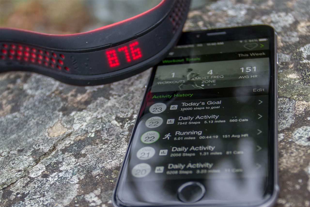 Mio Fuse Activity Tracker And Optical Hr Sensor In Depth Review Dc Electronic