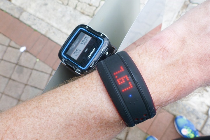 Mio Fuse Activity Tracker And Optical Hr Sensor In
