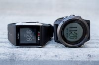 Left to right: Polar V800, Fenix3