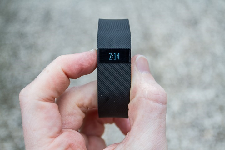 FitbitChargeHR-Time