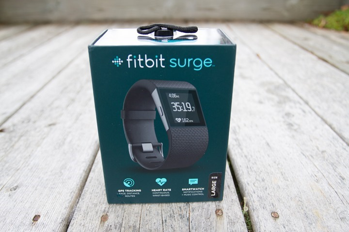 4a9c0e5ffbb4 Fitbit Surge In-Depth Review