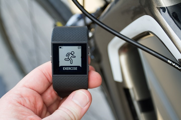 Fitbit-Surge-Cycling-Mode-Not-Really