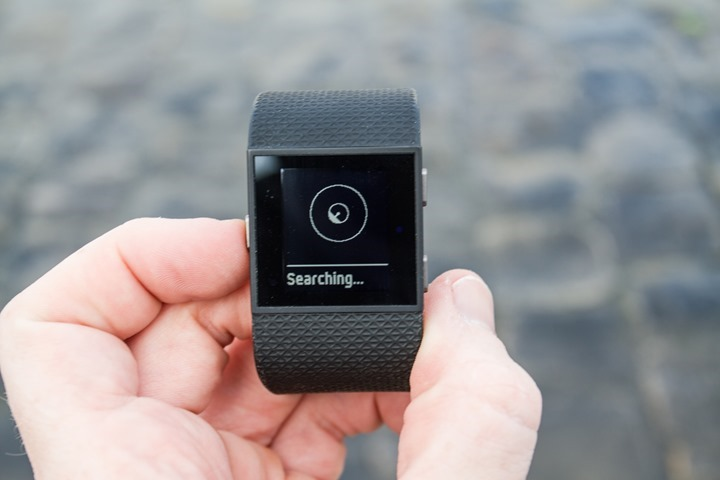 Fitbit-Surge-GPS-Searching
