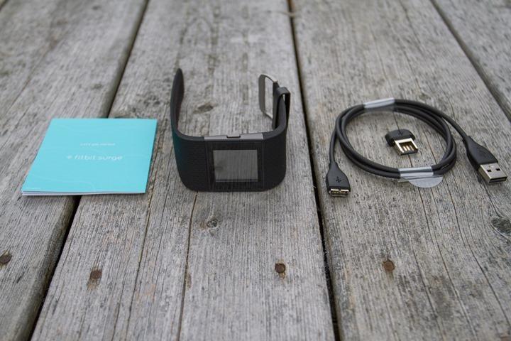 Fitbit-Surge-Unboxed-Parts