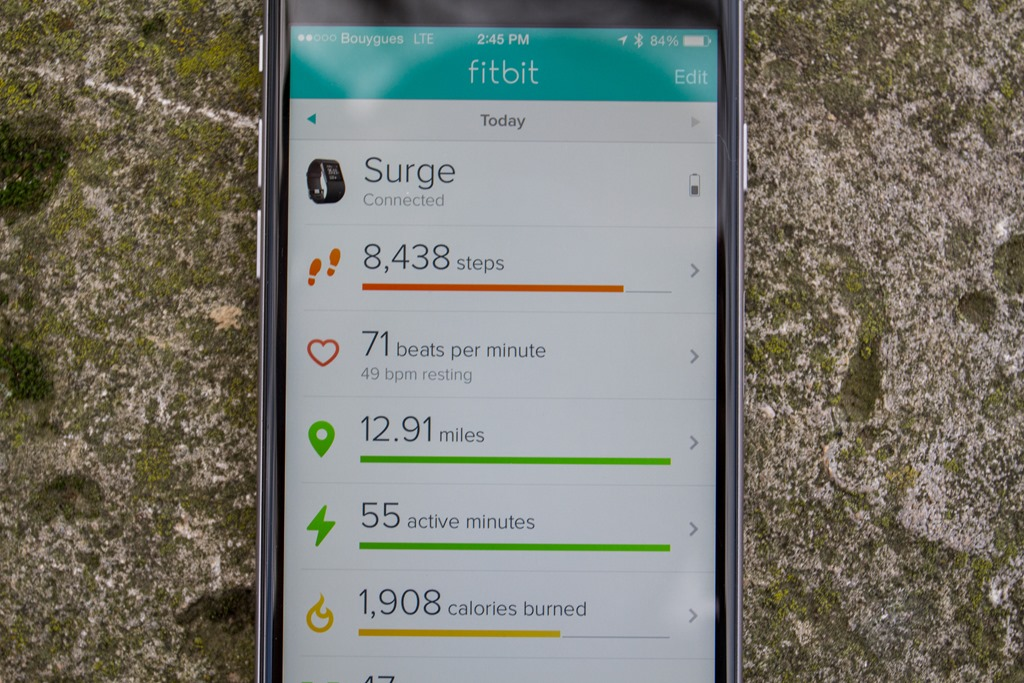 Fitbit surge app related keywords amp suggestions fitbit surge app