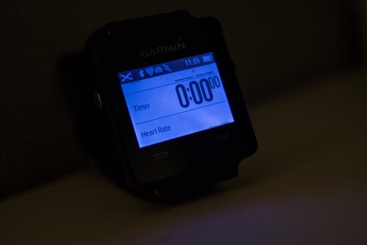 Garmin-Vivoactive-Backlight