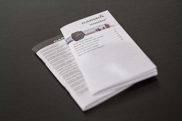 Garmin-Vivoactive-Box-Manual