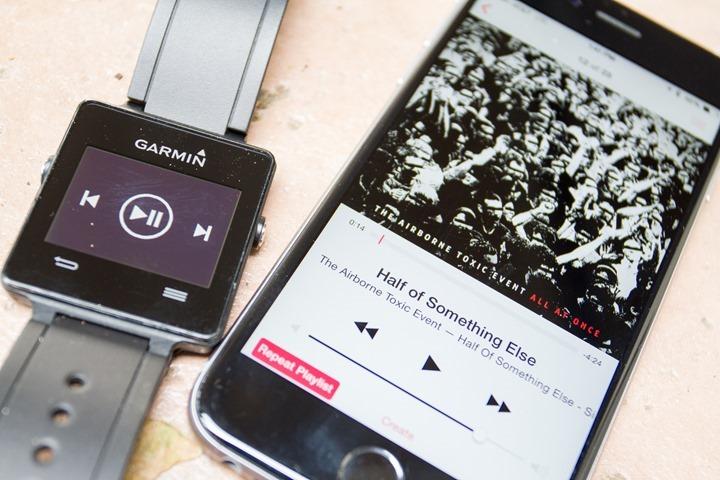 Garmin-Vivoactive-Music-Control