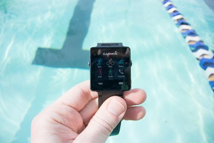 Garmin-Vivoactive-Swim-Start