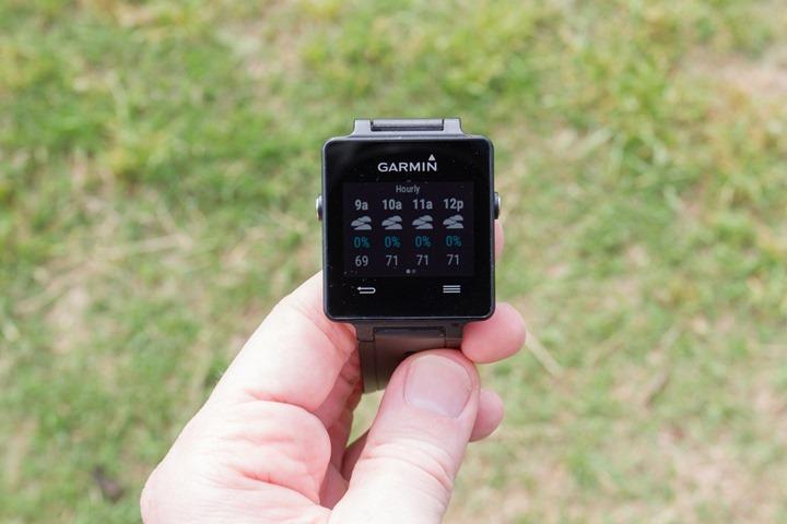 Garmin-Vivoactive-Weather-Days