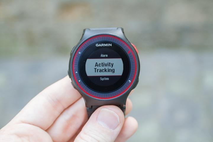 Garmin-FR225-Activity-Tracking