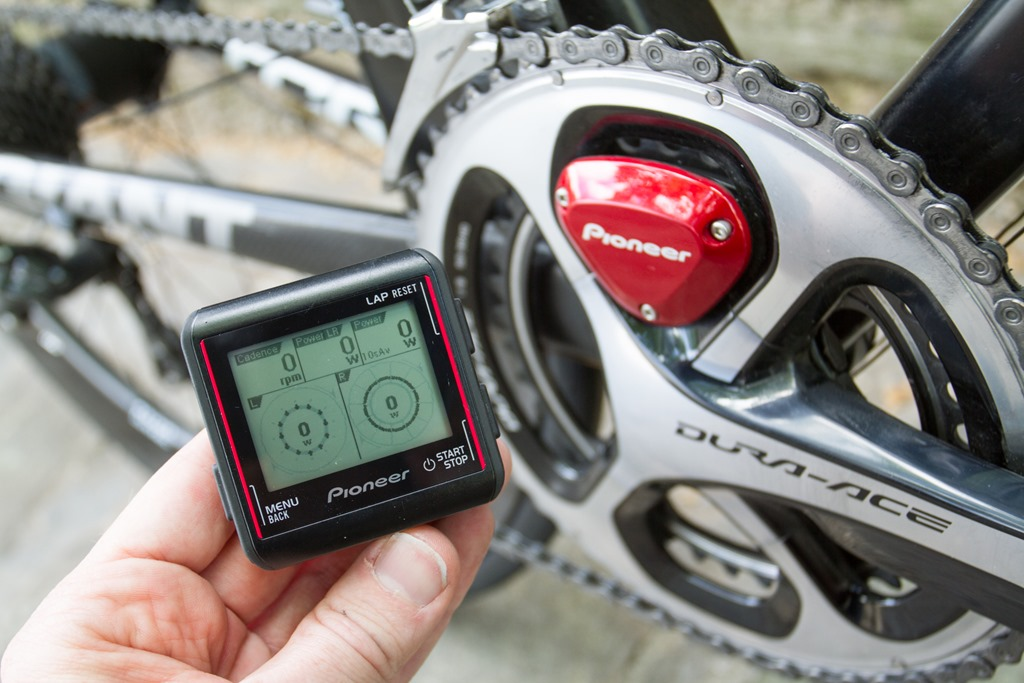 Bicycle Power Meters : The pioneer power meter system in depth review dc rainmaker