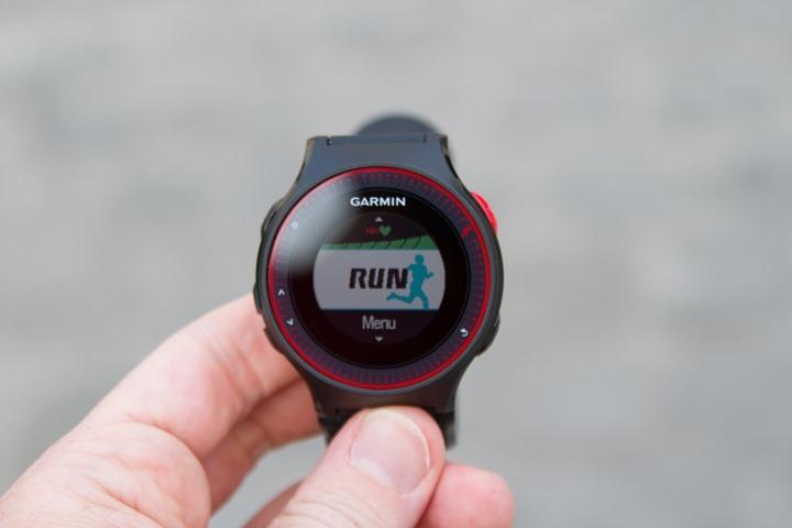 Garmin-FR225-GPS-Found