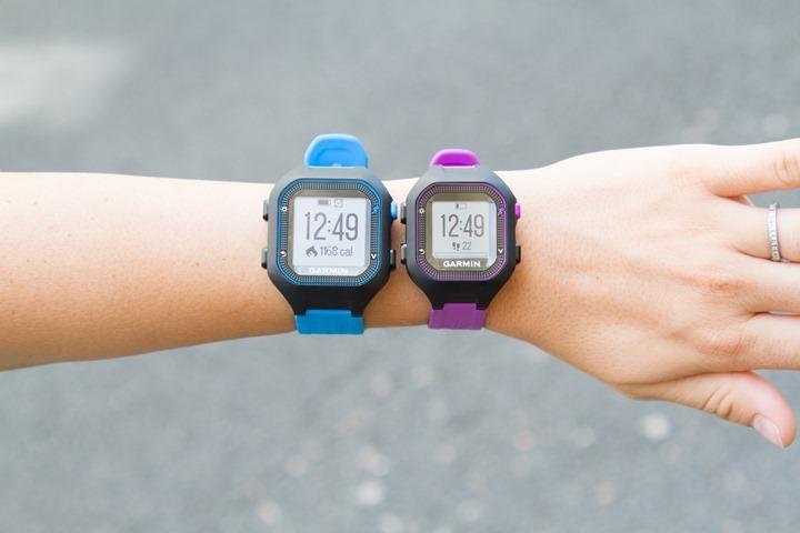 Garmin-FR25-Models-Small-Wrist