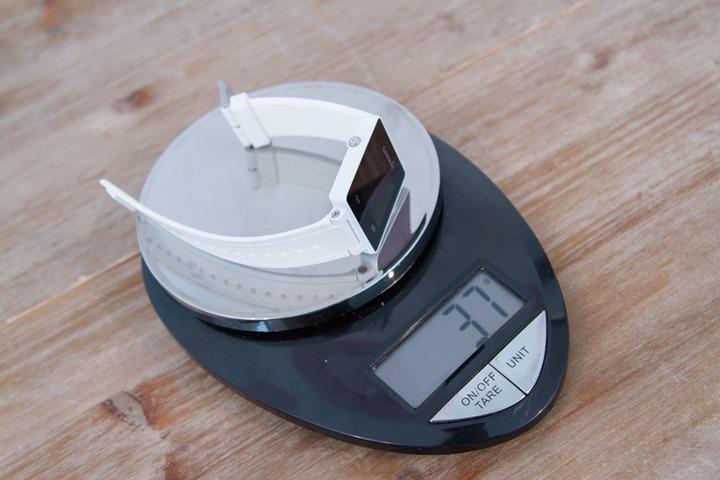 Garmin-Vivoactive-Weight