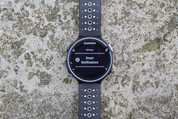 Garmin-FR230-Smart-Notifications