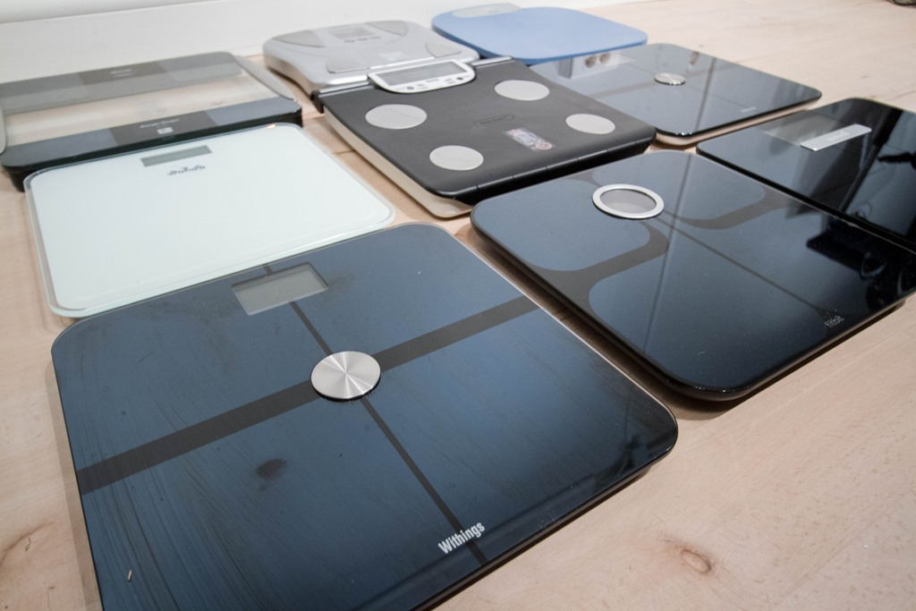 A Weighty Decision: Deciding on a WiFi Weight Scale