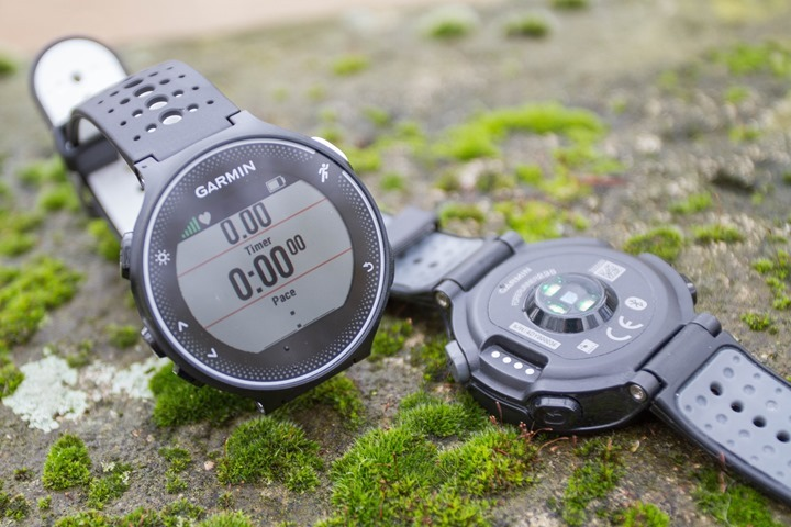 50532a5d770c It s been almost exactly a month since Garmin announced their lineup of fall  running watches