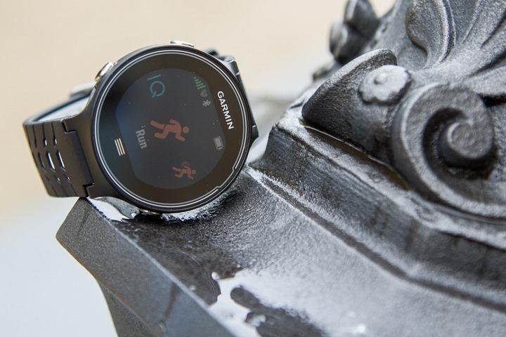 Garmin-FR630-Front-Of-watch