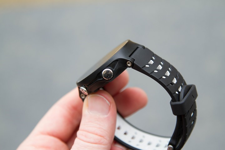 Garmin-FR630-Start-Button