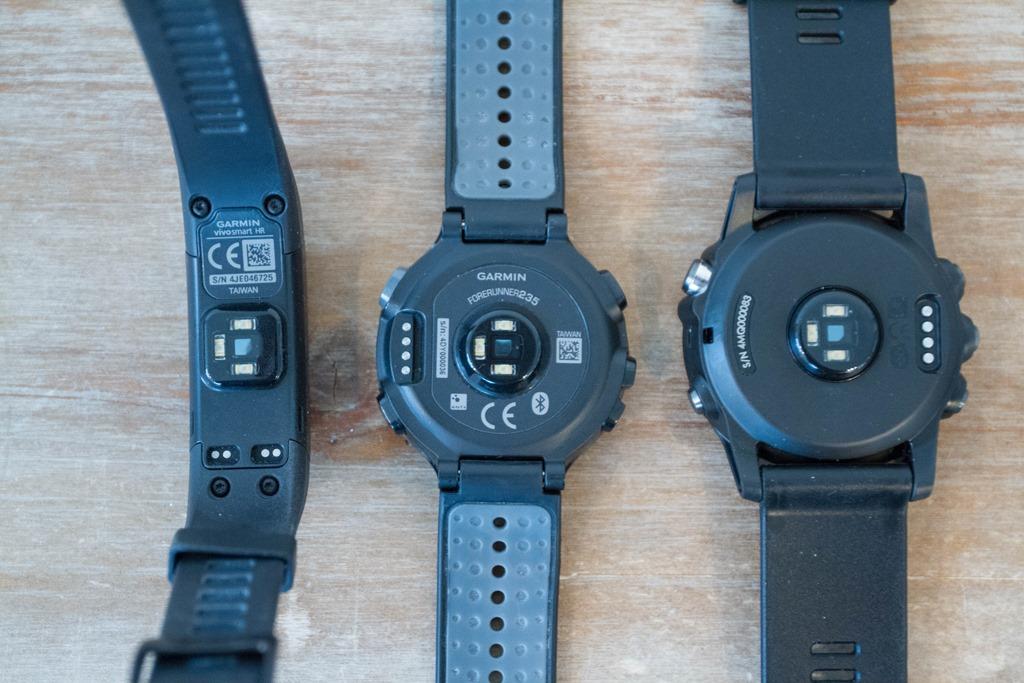 Hands on garmin s new fenix3 hr with optical hr new fenix3 bands