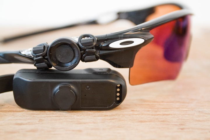 cd24d20814 ... it attaches to any sunglasses you already have using a quick release  style mount. Garmin-Vaira-Vision-Pod-SideMount