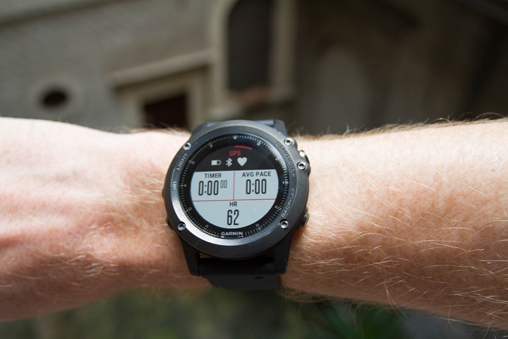 Garmin Fenix3 HR In-Depth Review | DC Rainmaker