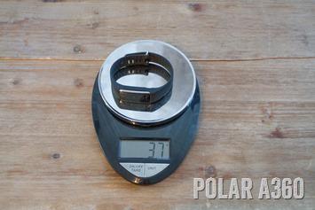 Polar-A360-Weight-37g