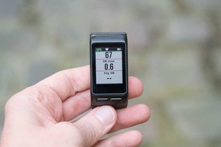 Garmin Vivoactive HR In-Depth Review | DC Rainmaker