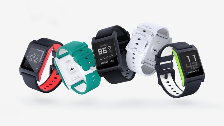 Initial Thoughts: New Pebble 2 with optical HR, and Core with 3G, GPS & Spotify