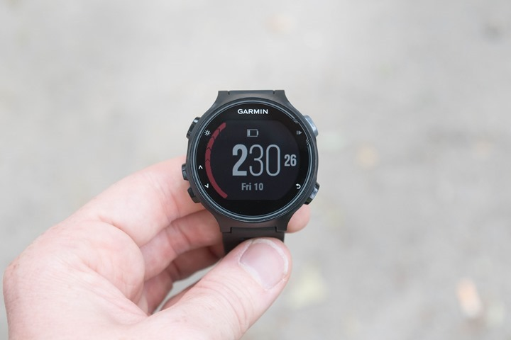 Garmin-FR735XT-InactivityBar