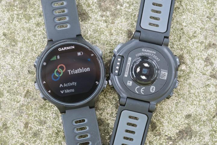 Garmin-FR735XT-Triathlon-Optical-HR-Sensor