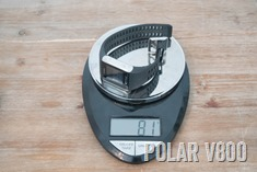 Weights-PolarV800