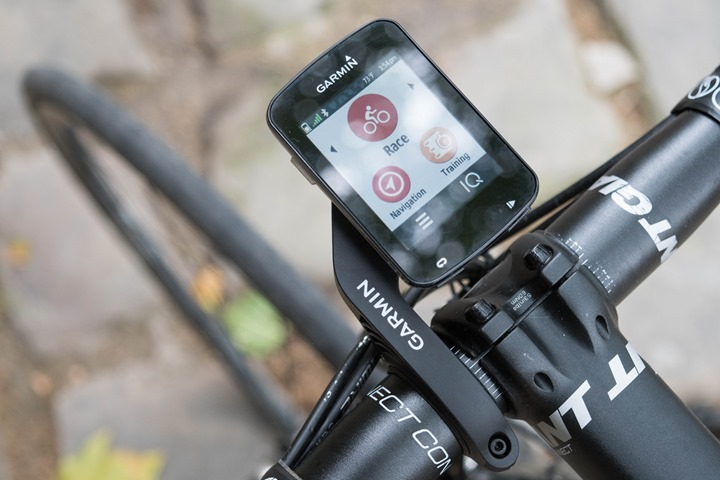 garmin edge 820 overview