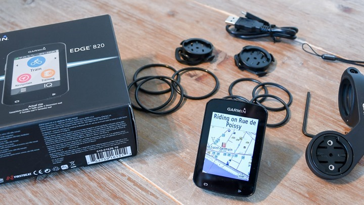 17a8a2af8 Hands-on with Garmin s new Edge 820 with mapping