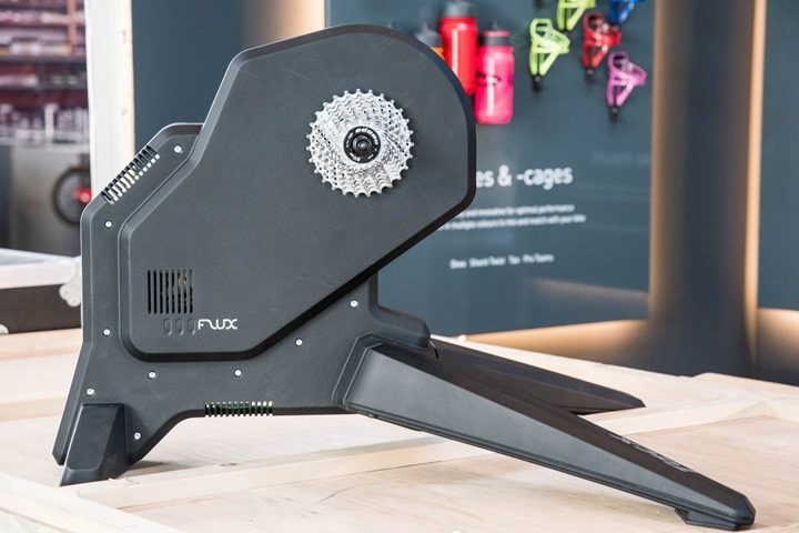 Hands-on: The new Tacx Flux Smart Trainer