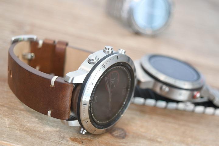 Garmin-Fenix-Chronos-Steel-Leather-Edition