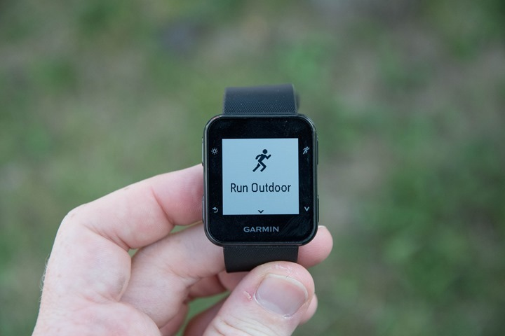 Garmin-FR35-Run-Outdoors-Mode
