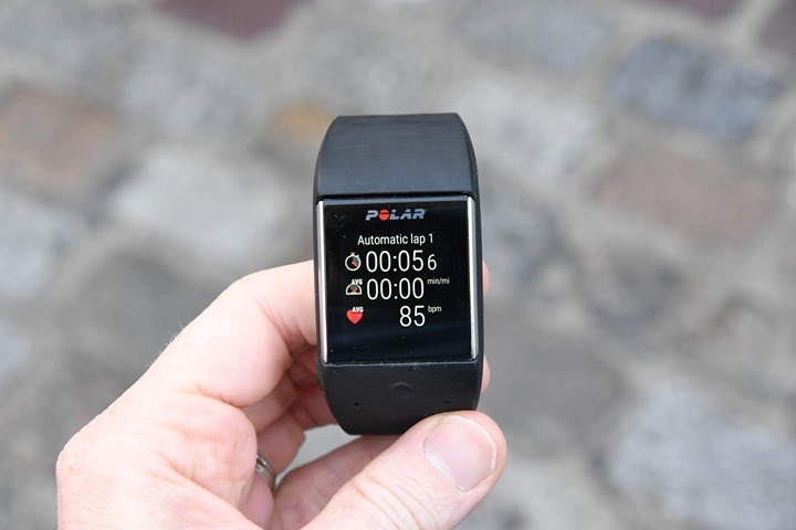 Polar M600 Android Wear GPS Watch In-Depth Review | DC Rainmaker