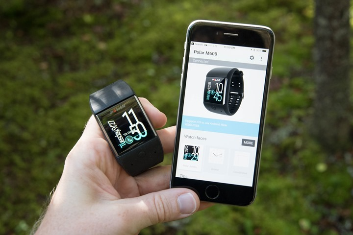 Polar-M600-Android-Wear-iOS
