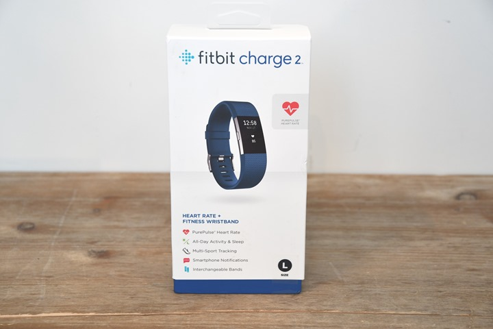 Fitbit Charge 2 Activity Tracker In Depth Review Dc Rainmaker