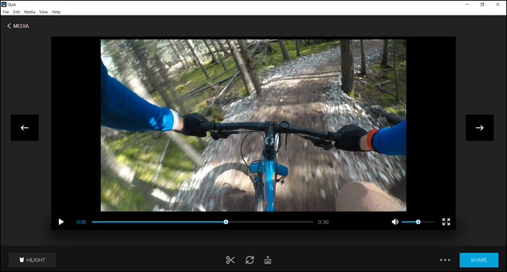 GoPro adds data overlays Hero5: Here's how it (sorta) works | Běhej