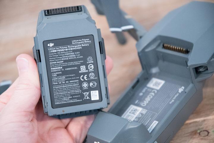 DJI-Mavic-Pro-Battery