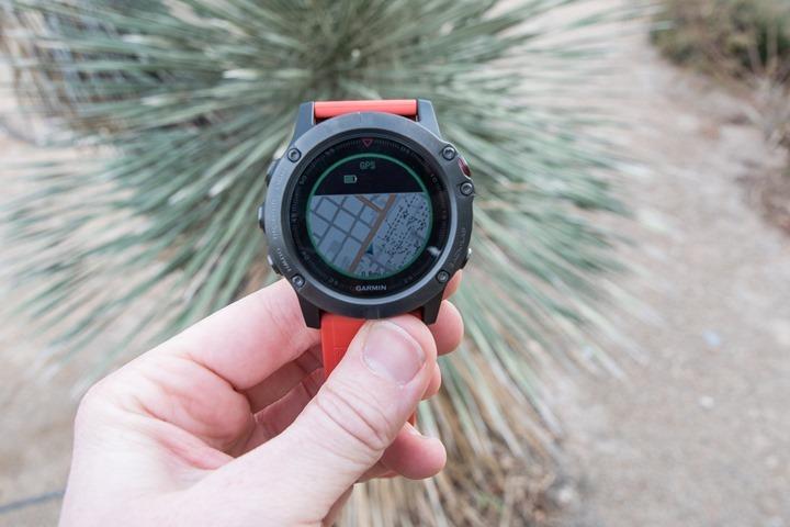 Handson Garmins New Fenix 5 Multisport GPS Serieswith mapping